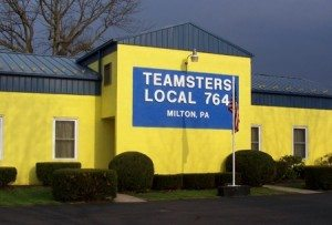 Teamsters 764 Union Hall